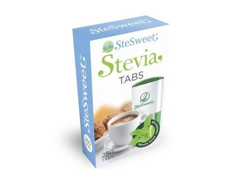 Stesweet Stevia Tabs (250 tabs)