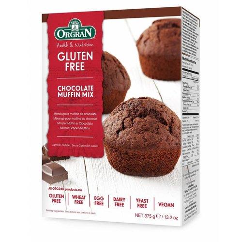 Orgran Chocolade Muffinmix