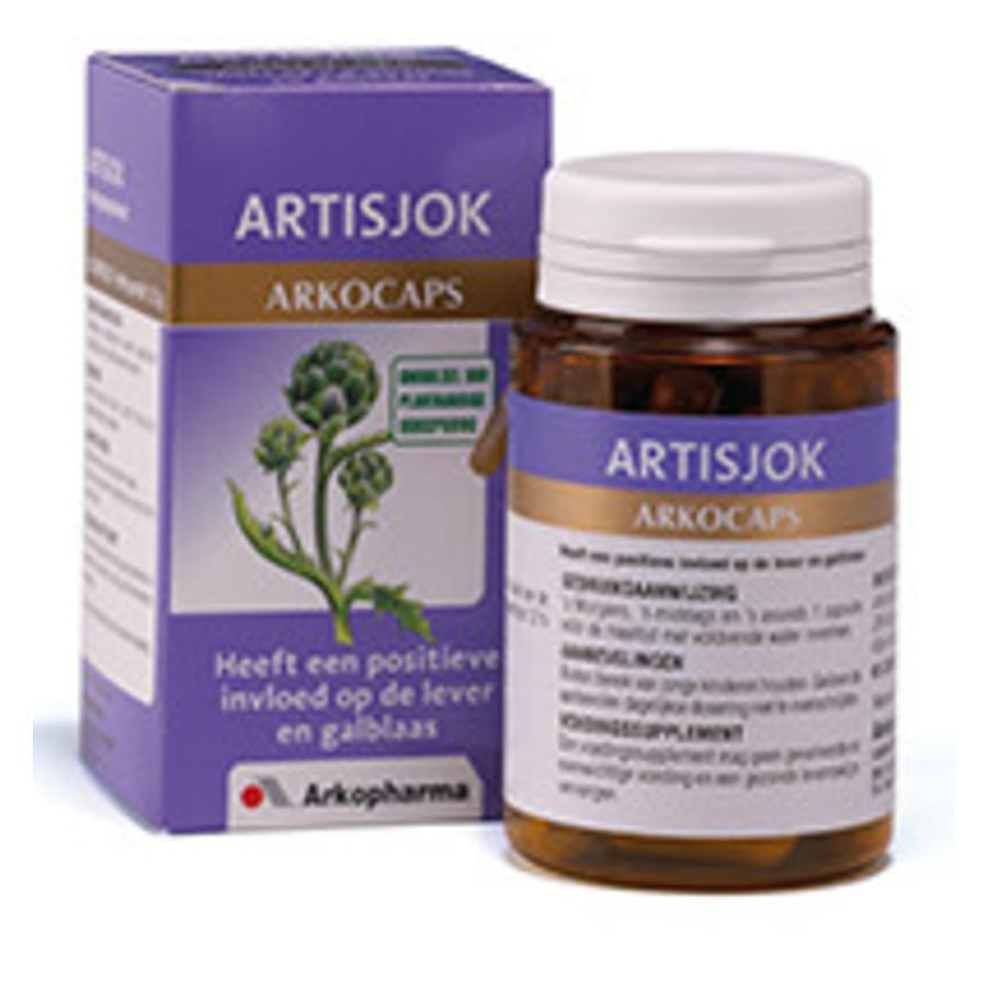 Artisjok (45 capsules)