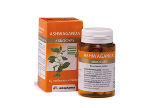 Arkocaps Ashwaganda (45 capsules)