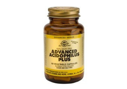Solgar Advanced Acidophilus Plus (60 capsules)