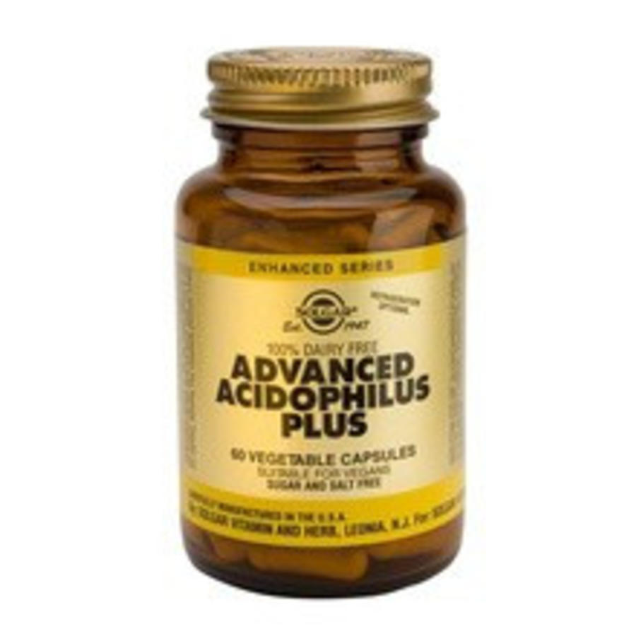 Advanced Acidophilus Plus (60 capsules)