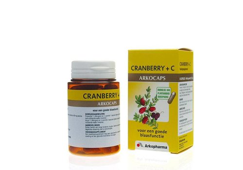 Arkocaps Cranberry + C (45 capsules)