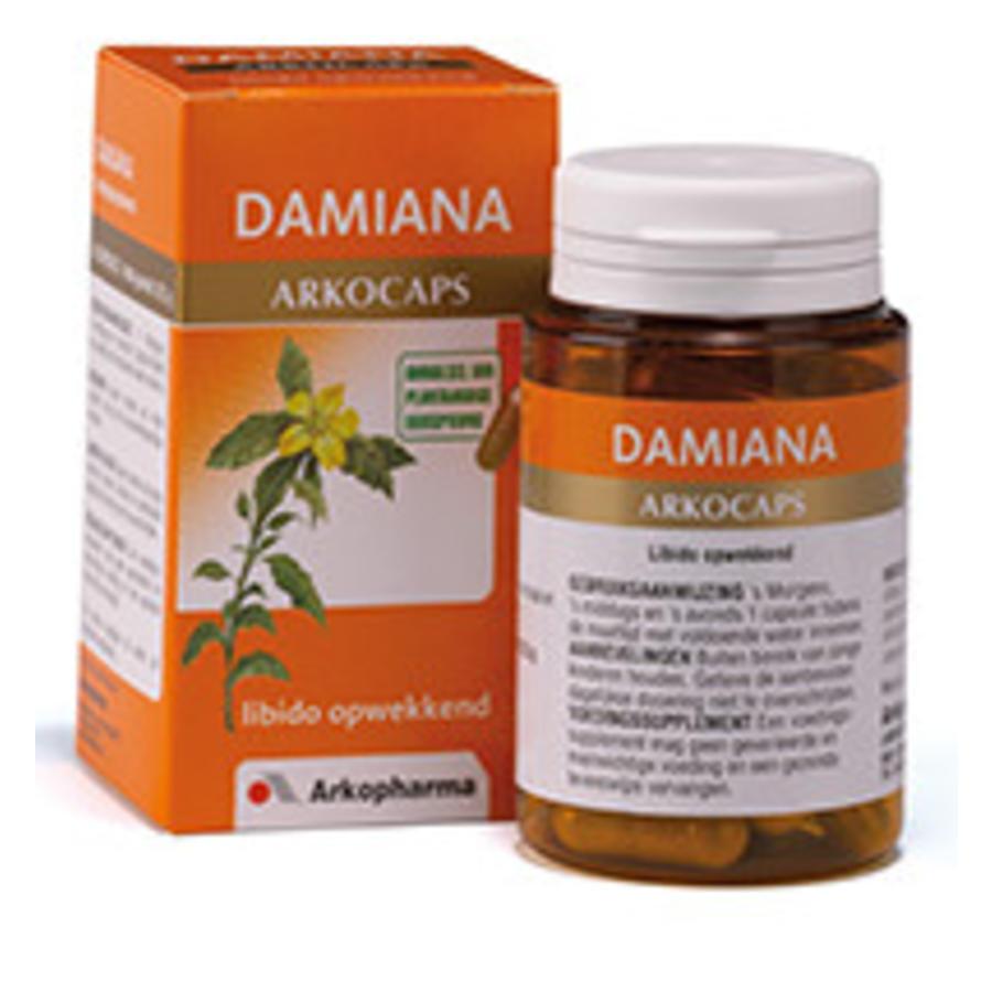 Damiana (45 capsules)