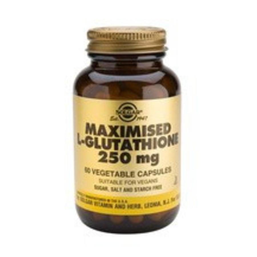 Maximised L-Glutathione 250 mg (60 capsules)