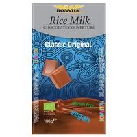 Rijstmelk Chocolade Biologisch