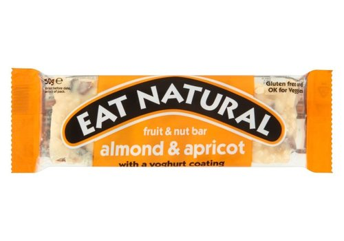 Eat Natural Almonds Apricots Yoghurt Coating (THT 02-2020)