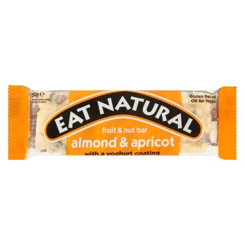 Eat Natural Almonds Apricots Yoghurt Coating