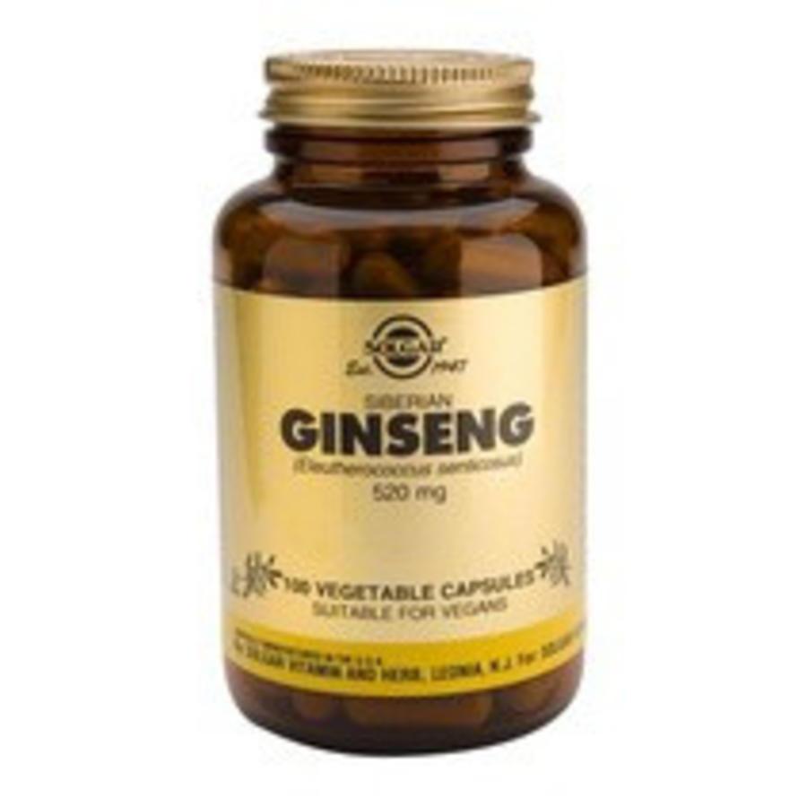 Ginseng Siberian 520 mg (100 capsules)
