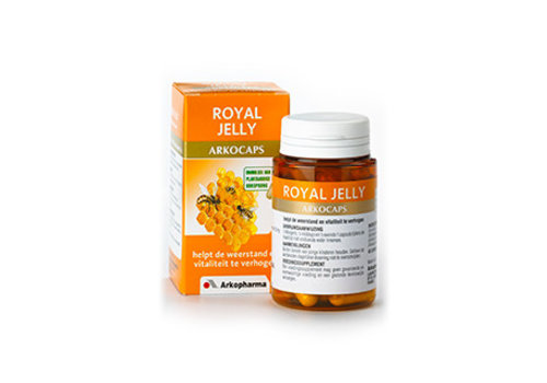 Arkocaps Royal Jelly (45 capsules)