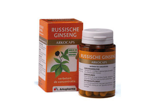 Arkocaps Russische Ginseng (45 capsules)
