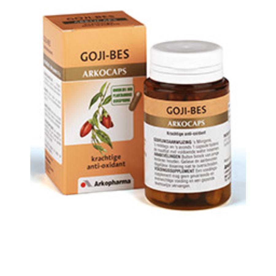 Goji bes (45 capsules)