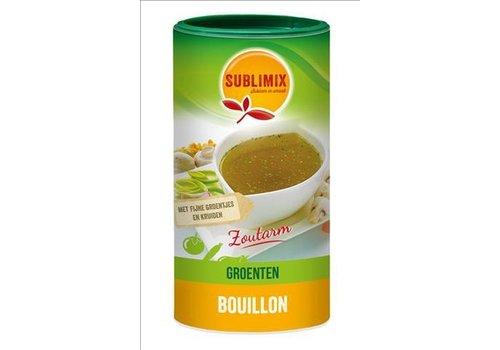 Sublimix Groentebouillon Zoutarm 260g