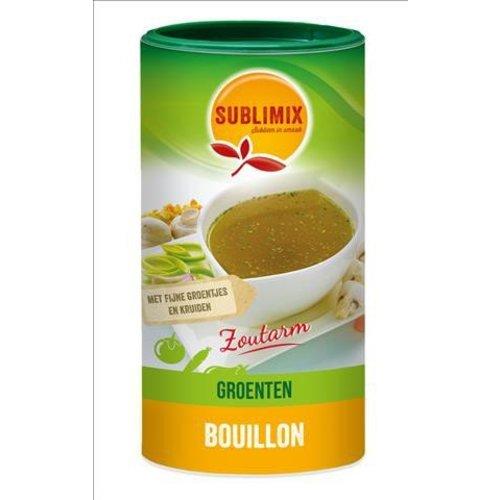 Sublimix Groentebouillon Zoutarm