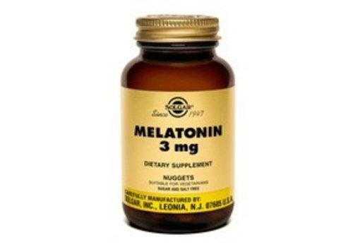 Solgar Melatonin 3 mg (60 tabletten)