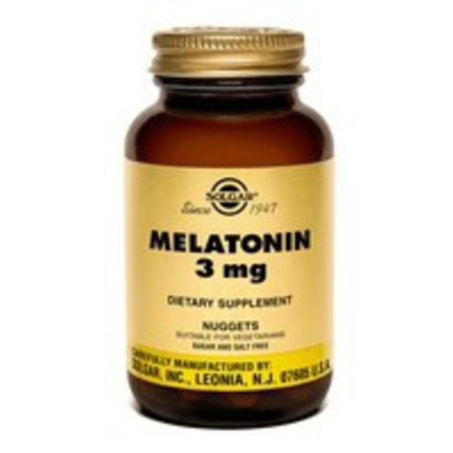 Melatonin 3 mg (60 tabletten)