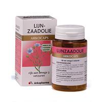 Lijnzaadolie (45 capsules)