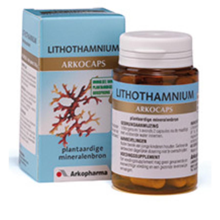 Lithothamnium (45 capsules)