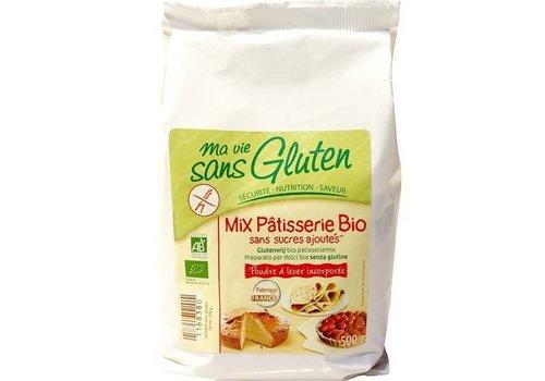 Ma Vie Sans Gluten Zelfrijzend Bakmeel Biologisch (THT 11-2019)