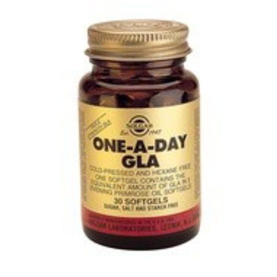 One-a-day GLA 120 mg (30 softgels)