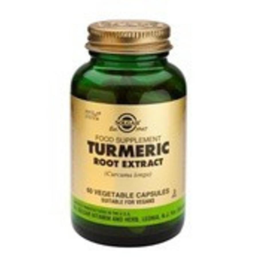 Turmeric Root Extract (60 capsules)