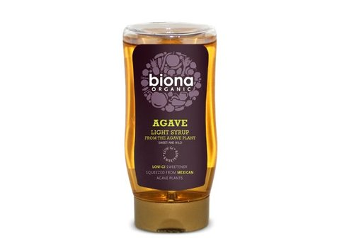 Biona Agave Siroop (250ml) Biologisch