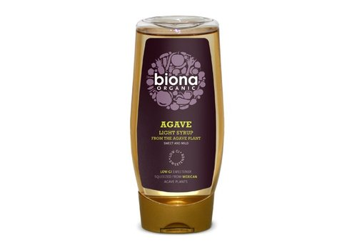 Biona Agave Siroop (500ml) Biologisch