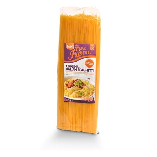 Peak's Free From Originele Italiaanse Spaghetti