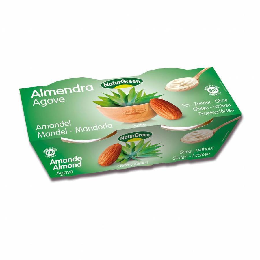Amandel Agave Dessert Biologisch