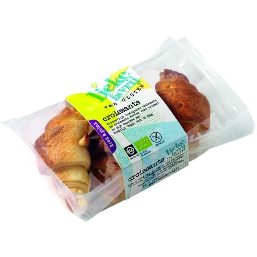 Croissants Biologisch 3 Stuks