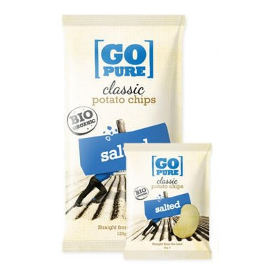 Classic Potato Chips Salted Biologisch