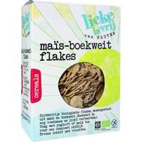 Maïs-Boekweit Flakes Biologisch