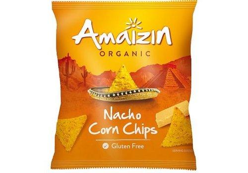 Amaizin Nacho Maïschips 150 gram Biologisch