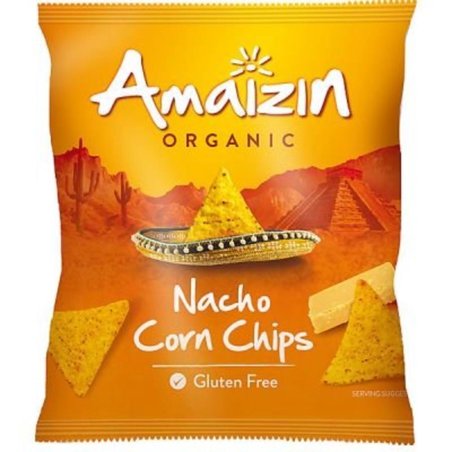 Nacho Maïschips 150 gram Biologisch