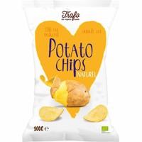 Light Chips Naturel Biologisch