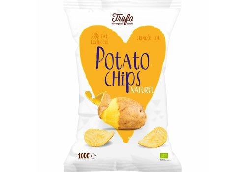 Trafo Light Chips Naturel Biologisch