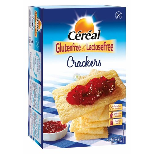 Cereal Crackers