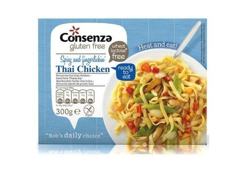 Consenza Fettucine hete Thaise kip (THT 30-4-2020)