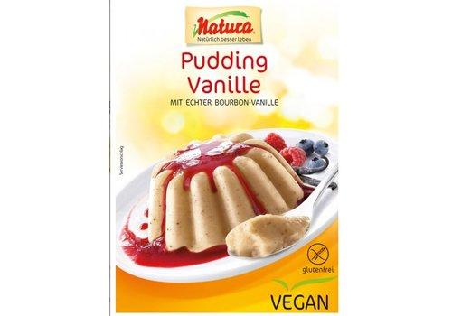 Natura Vanille Pudding (3-pack) Biologisch