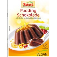 Chocolade Pudding (3-pack) Biologisch