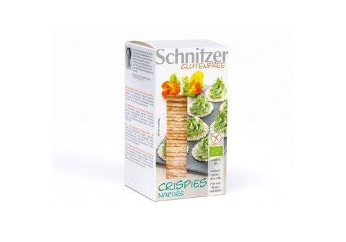 Schnitzer Crispies Naturel Biologisch