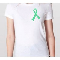 Coeliakiemaand Dames T-shirt wit, maat L