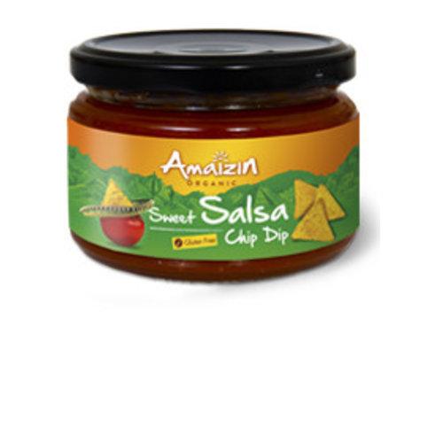 Amaizin Sweet Salsa Chip Dip Biologisch