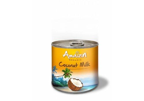 Amaizin Kokosmelk 200ml Biologisch