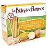 Le Pain des Fleurs Krokante Crackers Ui Biologisch
