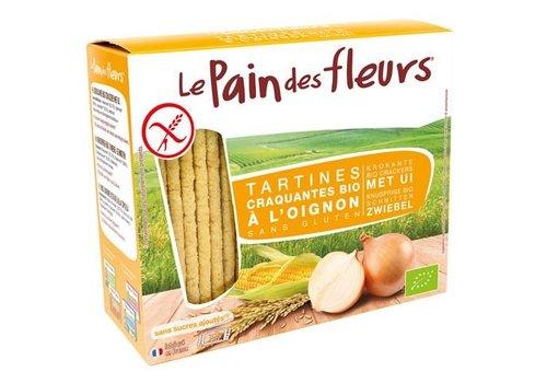 Le Pain des Fleurs Crackers Ui Biologisch (THT 21-7-2020)
