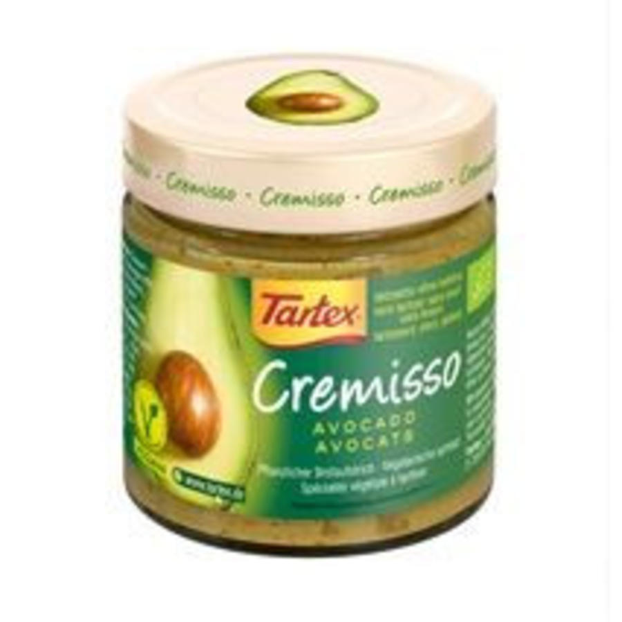 Cremisso Spread Avocado Biologisch