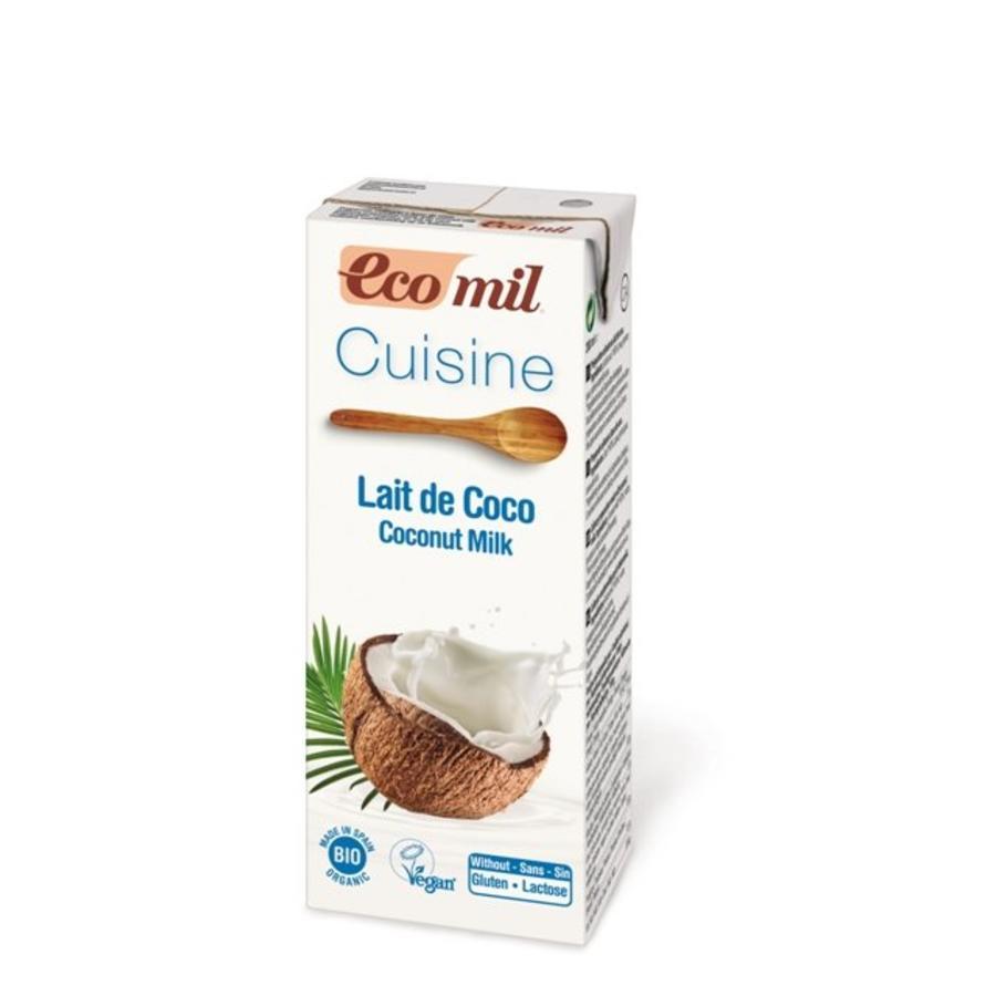 Kokosroom (Cuisine) Biologisch