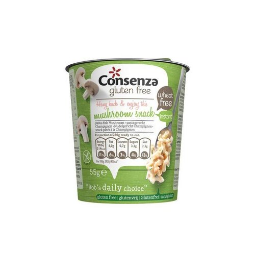 Consenza Instant Pasta met Champignons