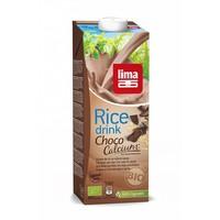 Rijstdrink Choco met Calcium Biologisch